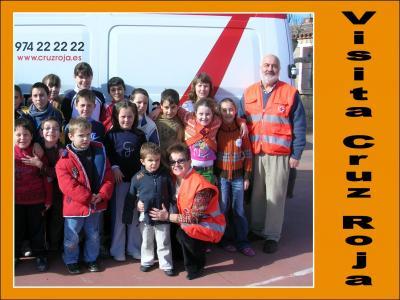 Visita de la Cruz Roja